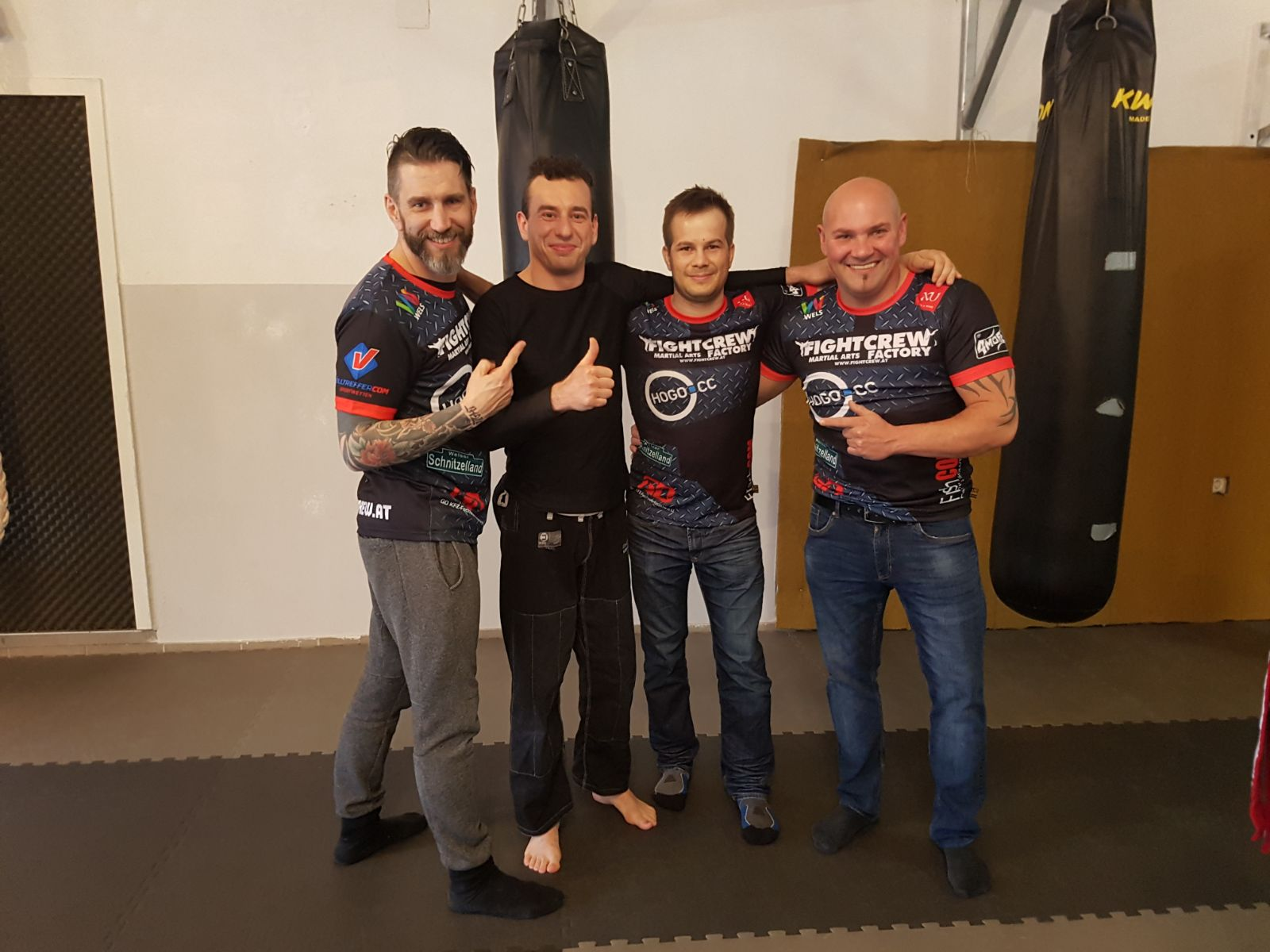 Trainer Team Staatsmeisterschaft 2018